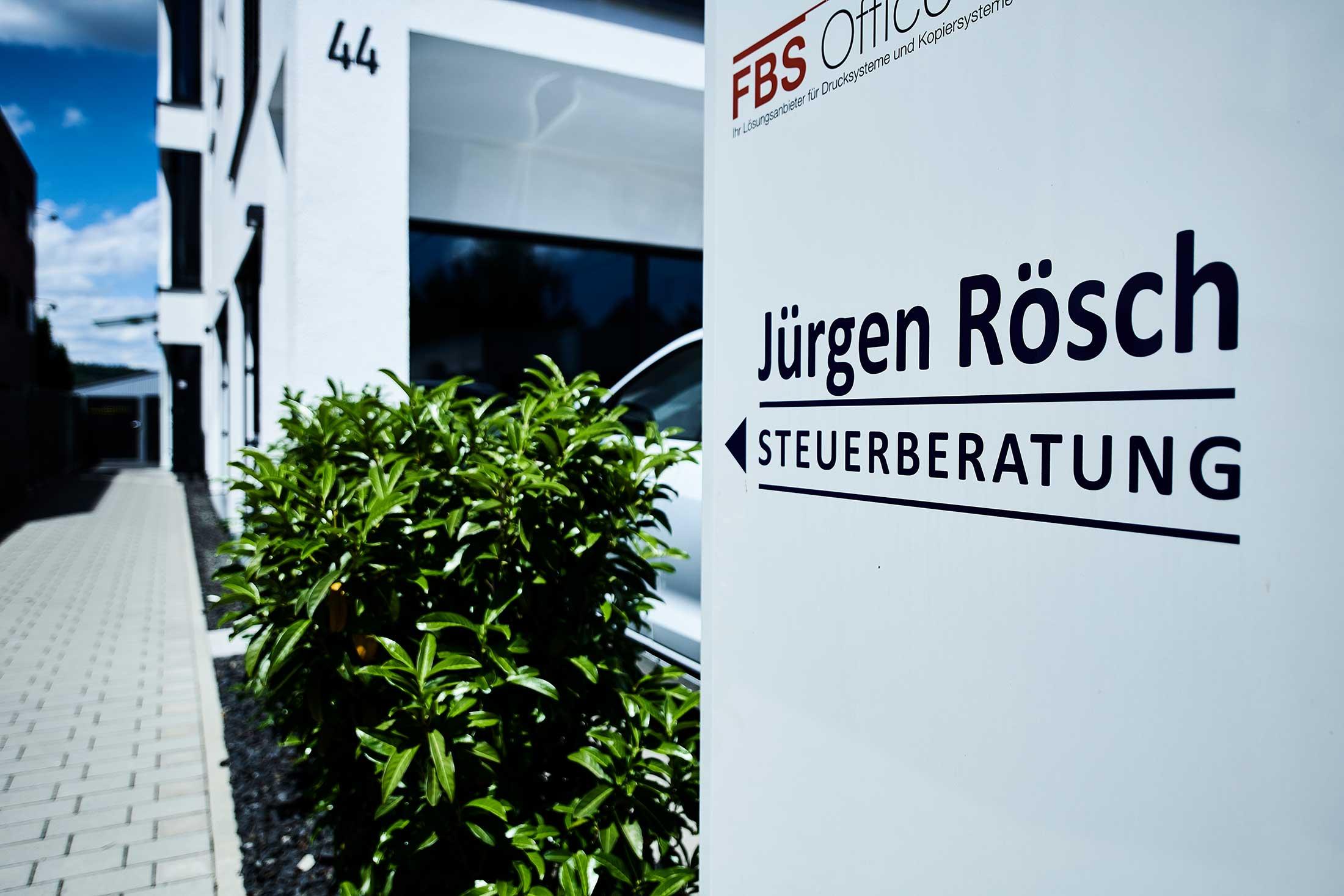 Jürgen Rösch Steuerberatung